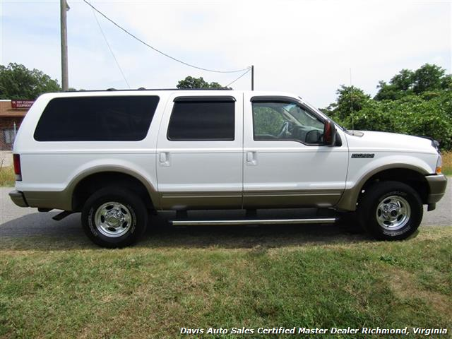 2004 Ford Excursion Eddie Bauer Limited 4X4 Fully Loaded Family - Photo 9 - Richmond, VA 23237