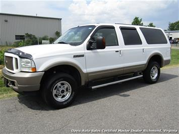 2004 Ford Excursion Eddie Bauer Limited 4X4 Fully Loaded Family SUV