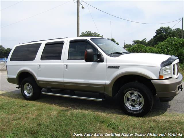 2004 Ford Excursion Eddie Bauer Limited 4X4 Fully Loaded Family - Photo 12 - Richmond, VA 23237