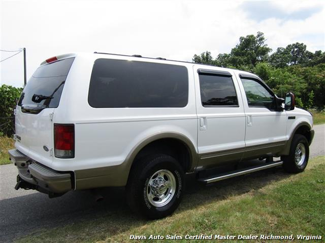 2004 Ford Excursion Eddie Bauer Limited 4X4 Fully Loaded Family - Photo 5 - Richmond, VA 23237