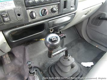 2005 Ford F-650 Super Duty XL Cummins Diesel Straight Frame Cab Chassis - Photo 6 - Richmond, VA 23237