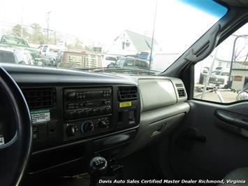 2005 Ford F-650 Super Duty XL Cummins Diesel Straight Frame Cab Chassis - Photo 7 - Richmond, VA 23237