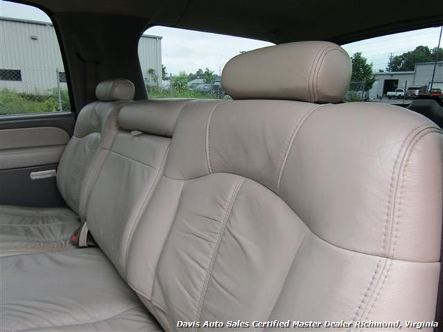 2002 Chevrolet Suburban 1500 Z71 LT Loaded - Photo 8 - Richmond, VA 23237