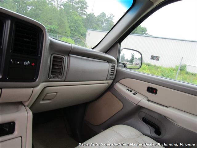 2002 Chevrolet Suburban 1500 Z71 LT Loaded - Photo 26 - Richmond, VA 23237