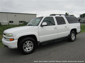 2002 Chevrolet Suburban 1500 Z71 LT Loaded SUV