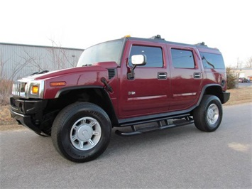 2003 Hummer H2 Adventure Series SUV