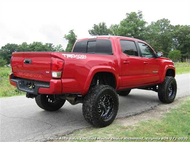 2017 Toyota Tacoma Lifted >> 2017 Toyota Tacoma Trd Sport Lifted 4x4 Crew Cab Short Bed Sold