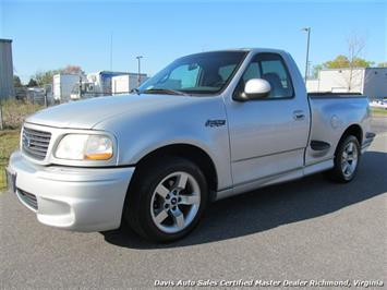 2001 Ford F-150 SVT Lightning Supercharged Regular Cab Flareside Truck