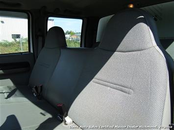 2005 Ford F-550 Super Duty XL Diesel 4X4 Dually Crew Cab Dump Bed Snow Plow - Photo 17 - Richmond, VA 23237