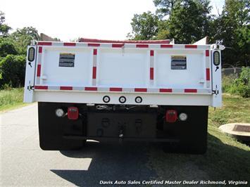 2005 Ford F-550 Super Duty XL Diesel 4X4 Dually Crew Cab Dump Bed Snow Plow - Photo 5 - Richmond, VA 23237