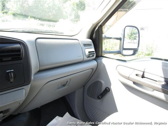 2005 Ford F-550 Super Duty XL Diesel 4X4 Dually Crew Cab Dump Bed Snow Plow - Photo 18 - Richmond, VA 23237