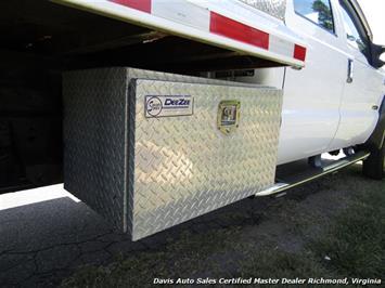 2005 Ford F-550 Super Duty XL Diesel 4X4 Dually Crew Cab Dump Bed Snow Plow - Photo 25 - Richmond, VA 23237