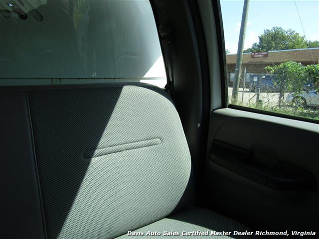 2005 Ford F-550 Super Duty XL Diesel 4X4 Dually Crew Cab Dump Bed Snow Plow - Photo 28 - Richmond, VA 23237