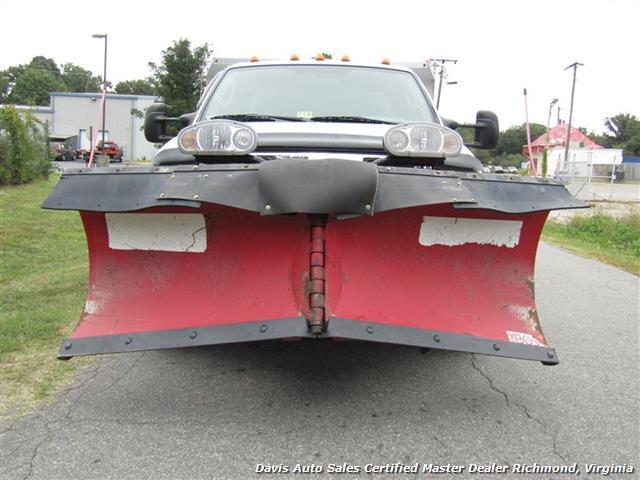 2005 Ford F-550 Super Duty XL Diesel 4X4 Dually Crew Cab Dump Bed Snow Plow - Photo 32 - Richmond, VA 23237
