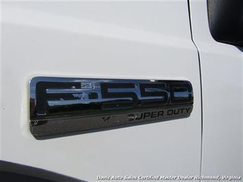 2005 Ford F-550 Super Duty XL Diesel 4X4 Dually Crew Cab Dump Bed Snow Plow - Photo 23 - Richmond, VA 23237