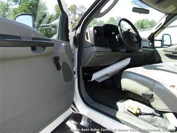 2005 Ford F-550 Super Duty XL Diesel 4X4 Dually Crew Cab Dump Bed Snow Plow - Photo 6 - Richmond, VA 23237