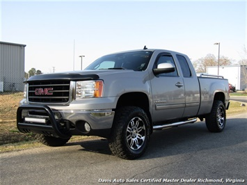 2009 GMC Sierra 1500 SLT Lifted 4X4 Extended Quad Cab Short Bed