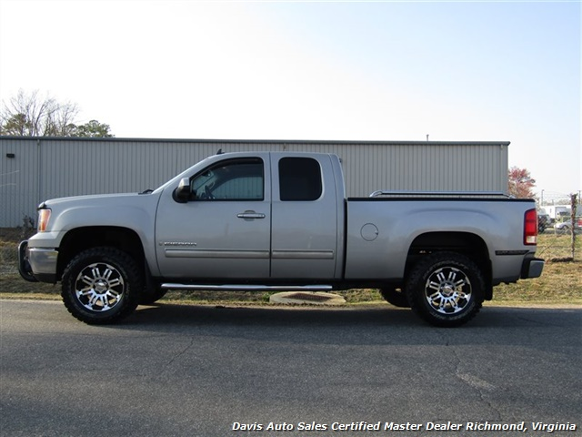 2009 GMC Sierra 1500 SLT Lifted 4X4 Extended Quad Cab Short Bed - Photo 2 - Richmond, VA 23237