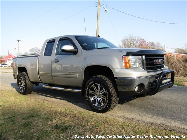2009 GMC Sierra 1500 SLT Lifted 4X4 Extended Quad Cab Short Bed - Photo 14 - Richmond, VA 23237