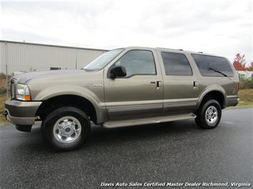2003 Ford Excursion Limited 4X4 V10 SUV