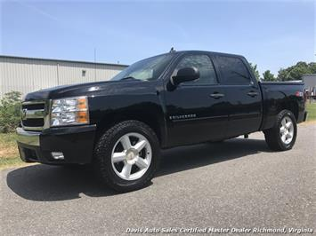 2007 Chevrolet Silverado 1500 LT Z71 Off Road 4X4 Crew Cab Short Bed Truck