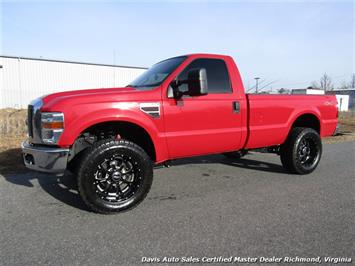 2008 Ford F-350 Super Duty XL Race Diesel 4X4 High Performance Truck