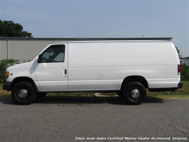 2000 ford e 350 sd 7 3 diesel super extended econoline. Black Bedroom Furniture Sets. Home Design Ideas