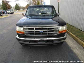 1995 Ford Bronco Eddie Bauer 4X4 OBS Old School Classic - Photo 23 - Richmond, VA 23237