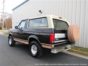 1995 Ford Bronco Eddie Bauer 4X4 OBS Old School Classic - Photo 17 - Richmond, VA 23237