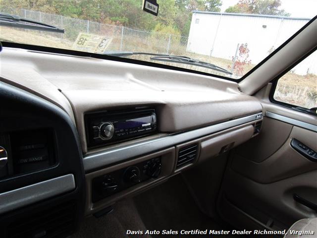 1995 Ford Bronco Eddie Bauer 4X4 OBS Old School Classic - Photo 5 - Richmond, VA 23237