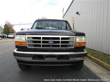 1995 Ford Bronco Eddie Bauer 4X4 OBS Old School Classic - Photo 22 - Richmond, VA 23237