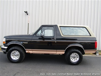 1995 Ford Bronco Eddie Bauer 4X4 OBS Old School Classic - Photo 16 - Richmond, VA 23237