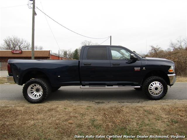 2012 Dodge Ram 3500 HD SLT Cummins Diesel Lifted 4X4 Dually Crew Cab - Photo 12 - Richmond, VA 23237