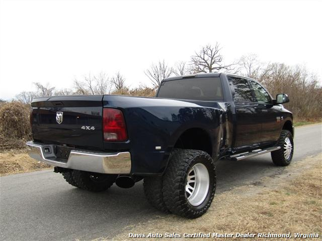 2012 Dodge Ram 3500 HD SLT Cummins Diesel Lifted 4X4 Dually Crew Cab - Photo 11 - Richmond, VA 23237
