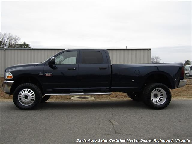 2012 Dodge Ram 3500 HD SLT Cummins Diesel Lifted 4X4 Dually Crew Cab - Photo 2 - Richmond, VA 23237
