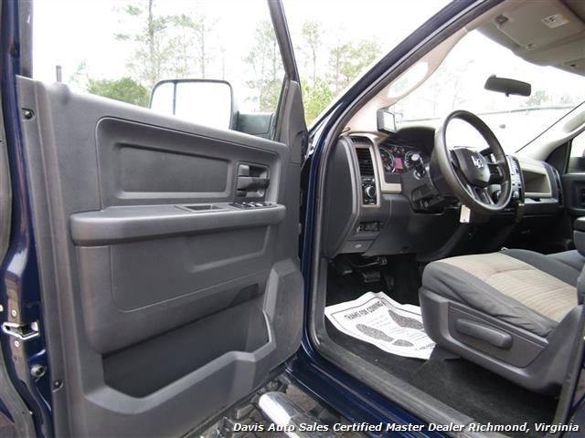 2012 Dodge Ram 3500 HD SLT Cummins Diesel Lifted 4X4 Dually Crew Cab - Photo 5 - Richmond, VA 23237