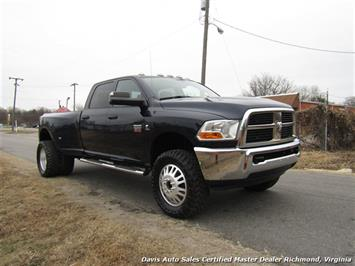 2012 Dodge Ram 3500 HD SLT Cummins Diesel Lifted 4X4 Dually Crew Cab - Photo 13 - Richmond, VA 23237