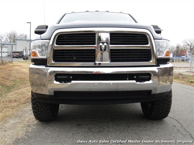 2012 Dodge Ram 3500 HD SLT Cummins Diesel Lifted 4X4 Dually Crew Cab - Photo 14 - Richmond, VA 23237