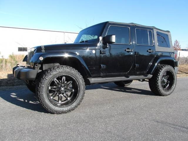 2008 Jeep Wrangler Unlimited X (SOLD)   Photo 1   Richmond, VA 23237