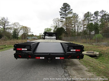 2016 Delta Manufacturing Gooseneck HD Equipment Car Truck 24 Foot Trailer - Photo 27 - Richmond, VA 23237