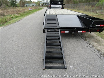 2016 Delta Manufacturing Gooseneck HD Equipment Car Truck 24 Foot Trailer - Photo 7 - Richmond, VA 23237
