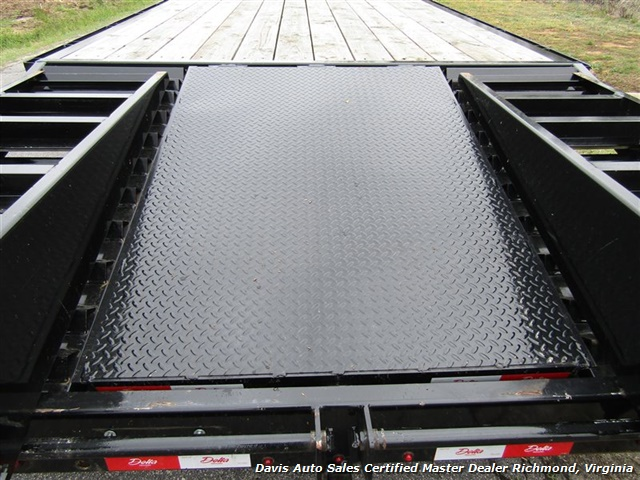 2016 Delta Manufacturing Gooseneck HD Equipment Car Truck 24 Foot Trailer - Photo 25 - Richmond, VA 23237