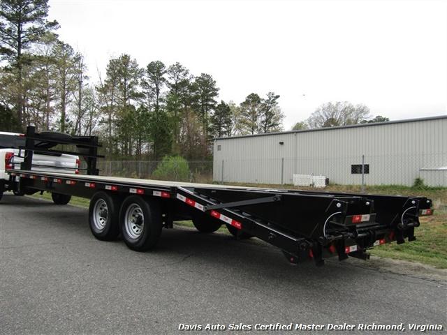 2016 Delta Manufacturing Gooseneck HD Equipment Car Truck 24 Foot Trailer - Photo 6 - Richmond, VA 23237