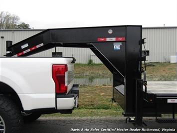2016 Delta Manufacturing Gooseneck HD Equipment Car Truck 24 Foot Trailer - Photo 2 - Richmond, VA 23237