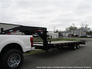 2016 Delta Manufacturing Gooseneck HD Equipment Car Truck 24 Foot Trailer