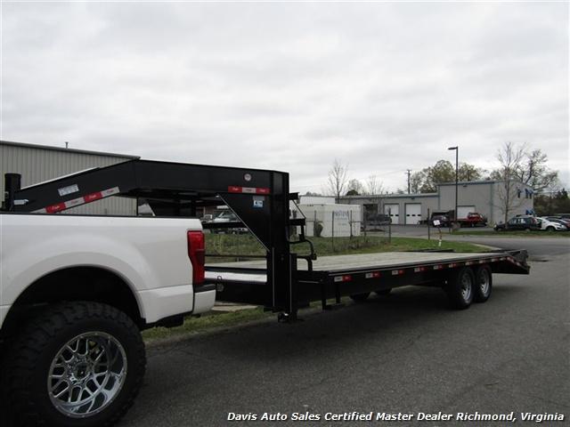2016 Delta Manufacturing Gooseneck HD Equipment Car Truck 24 Foot Trailer - Photo 1 - Richmond, VA 23237