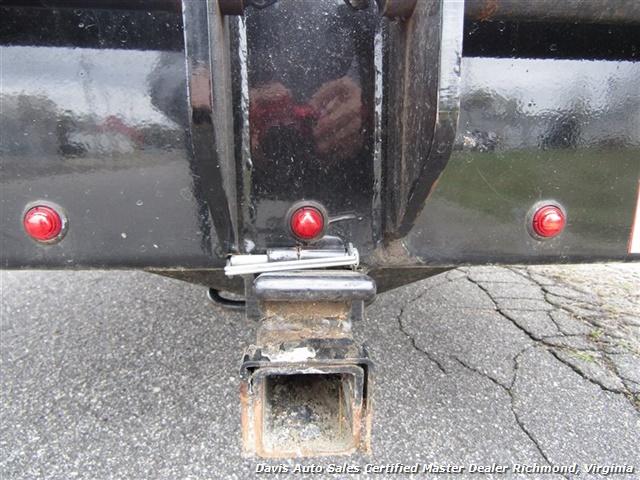2016 Delta Manufacturing Gooseneck HD Equipment Car Truck 24 Foot Trailer - Photo 22 - Richmond, VA 23237