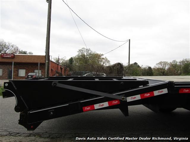 2016 Delta Manufacturing Gooseneck HD Equipment Car Truck 24 Foot Trailer - Photo 11 - Richmond, VA 23237