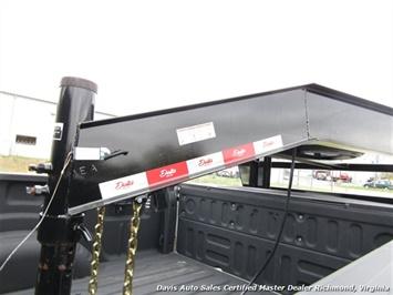 2016 Delta Manufacturing Gooseneck HD Equipment Car Truck 24 Foot Trailer - Photo 15 - Richmond, VA 23237