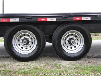 2016 Delta Manufacturing Gooseneck HD Equipment Car Truck 24 Foot Trailer - Photo 10 - Richmond, VA 23237
